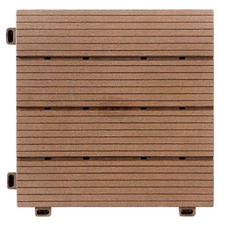 interlocking polywood deck patio tiles 10 pack big lots