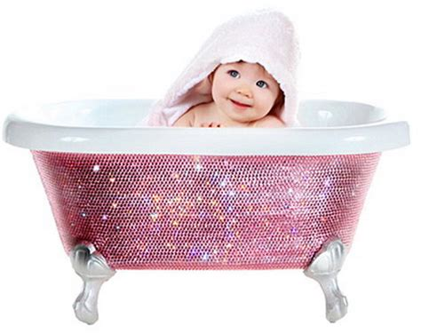 beyonce bathtub beyonce s baby gets a high on bling bathtub worth 163 3 200 elite choice
