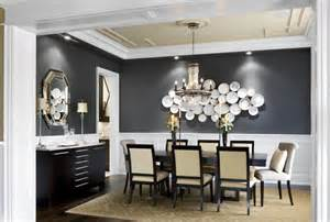 Jane Lockhart Navy Dining 25 elegant dining room designs by top interior designers
