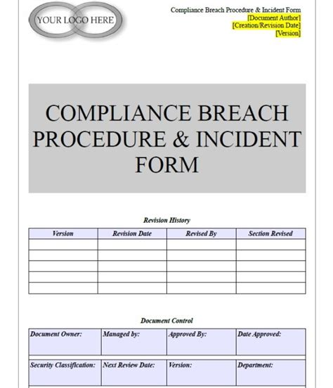 Treating Customers Fairly Policy Know Your Compliance Compliance Policies And Procedures Template