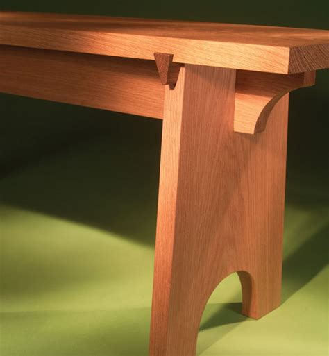 american woodworking sliding dovetail bench popular woodworking magazine