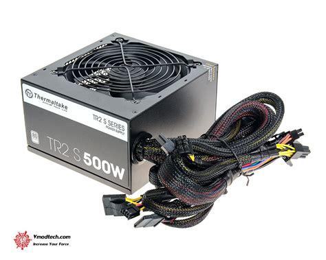 Power Supply Thermaltake Tr2 S 600watt หน าท 1 thermaltake tr2 s series 500w power supply review vmodtech review overclock
