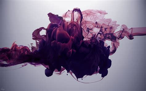 smoke ink abstract paint in water liquid wallpaper no 38552 wallhaven cc