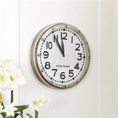 ballard designs clocks rue gaillon clock ballard designs