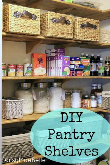 pantry makeover diy pantry makeover