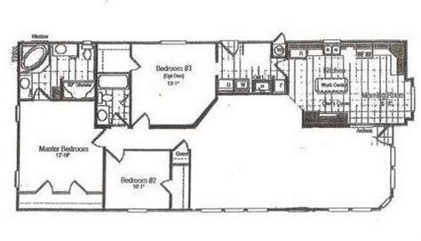 new mobile home floor plans 171 home plans home design