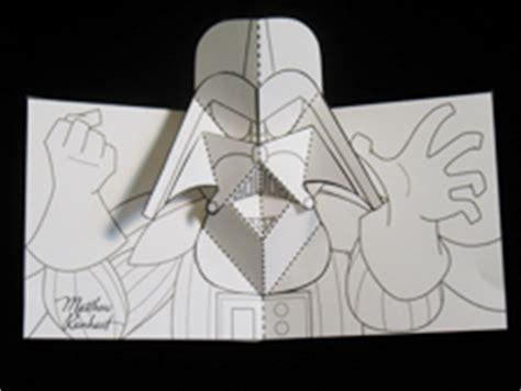 robert sabuda card templates sakacon wars pop up cards