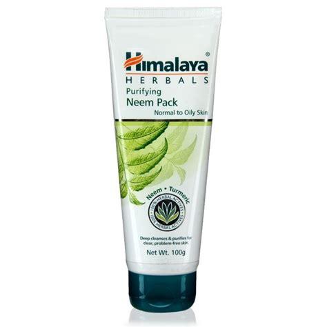 Masker Himalaya Mud Mask neem pack himalaya herbals