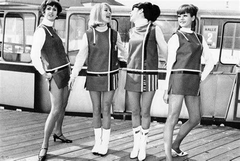 Mode Der 60iger by Die Mutter Der Minis Panorama Badische Zeitung
