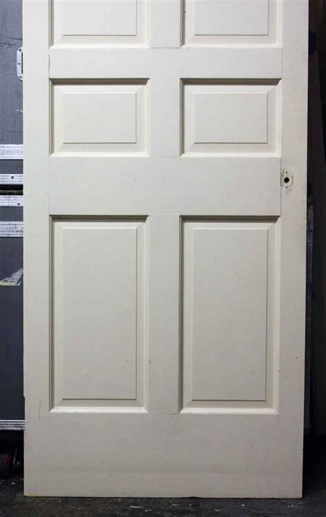 White Six Panel Interior Doors Six Panel Interior White Door Olde Things