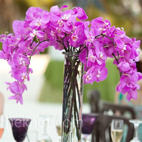 301 Moved Permanently Purple Orchid Wedding Centerpieces
