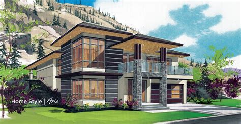 modern home design kelowna kettle valley s history new neighbourhood new design