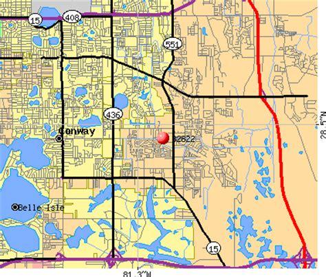 zip code map orlando 32822 zip code orlando florida profile homes