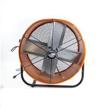 max fan pro 8 max air pro industrial fan property room