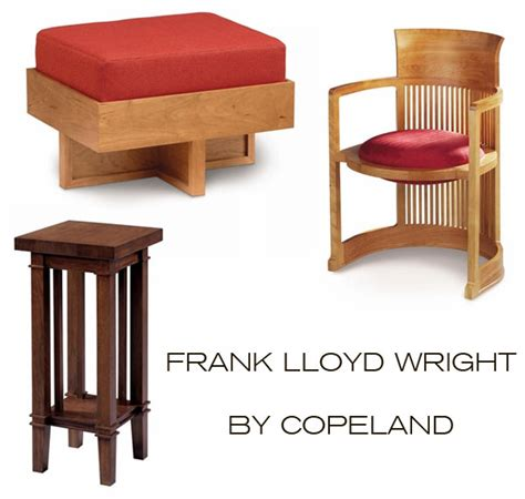 Frank Lloyd Wright Inspired Home Plans Frank Lloyd Wright By Copeland New At Inmod Inmod Style
