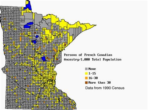 ancestry map usa 1990 ancestry maps