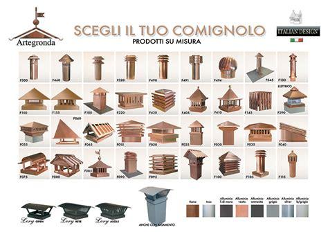 home design vendita online vendo comignolo rame profilati alluminio