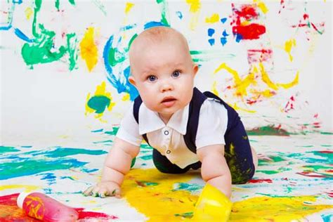 baby painting free finger painting a brilliant activity for babies and
