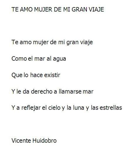 Vicente Huidobro Poemas De Vicente Huidobro | poema de vicente huidobro poetas pinterest