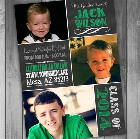 high school graduation announcements templates best compilation of high school graduation invites you can