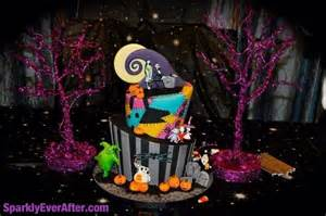 The nightmare before christmas character cakes for 2015 halloween