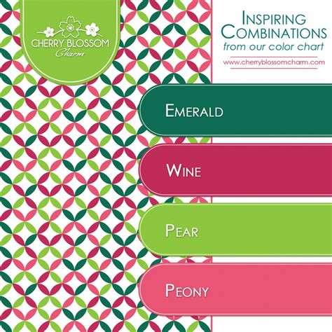 green color combinations color combinations charming printables