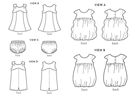 printable children s vest pattern 7 best images of printable clothing patterns free
