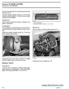 ski doo repair manual