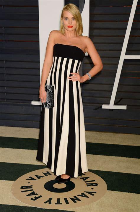 Margot Robbie Vanity Fair Oscar Margot Robbie 2015 Vanity Fair Oscar 11 Gotceleb