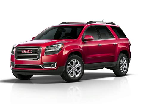 gmc price 2015 2015 gmc acadia price photos reviews features