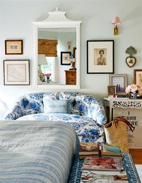 domino bedrooms interiors decoration rebecca de ravenel los angeles home