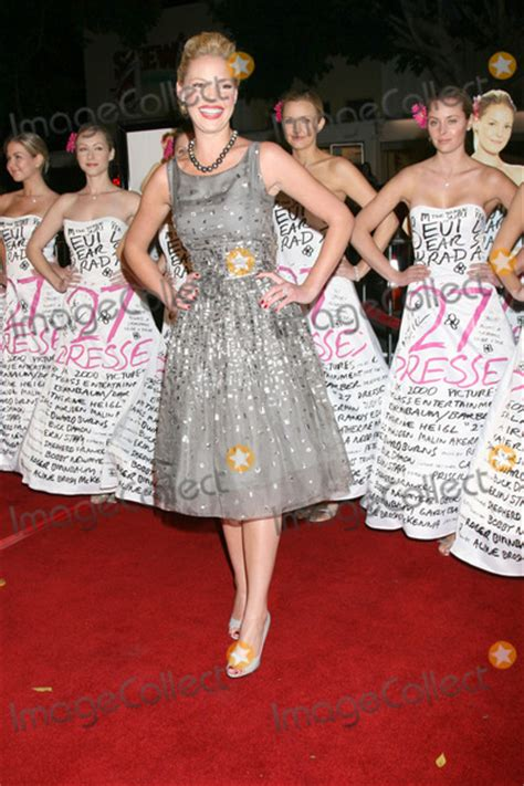 27 Dresses Premiere Katherin Heigl Turlington Hewitt And Menounos by Pictures From Quot 27 Dresses Quot Premiere