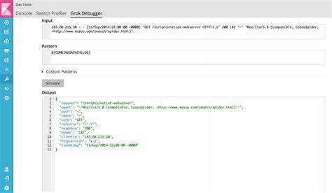 logstash pattern test logstash lines grok debugger dead letter queues elastic