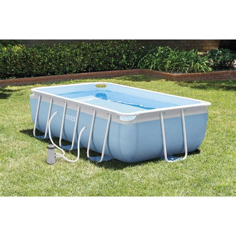 Prix Piscine Hors Sol 77 by Luxe Piscine Gonflable Pour B 233 B 233 Intex Piscine