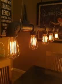 Iron Chandelier Uk D 233 Co R 233 Tro Ampoules Led Filament Et Luminaires Vintages