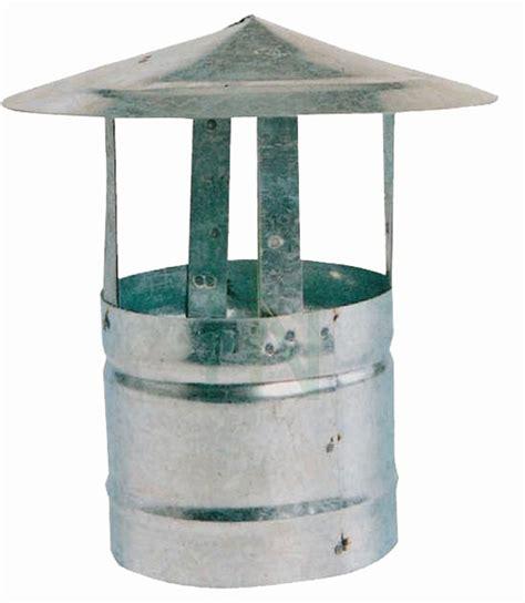 fumaiolo per camino cappello per camino fumaiolo cinese in lamiera zincata o v