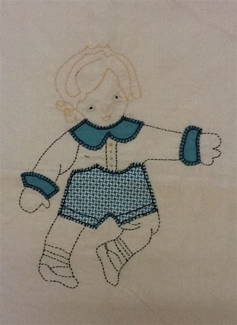 Antique Applique Quilt Patterns by Quilts Vintage And Antique Doll Applique Block Pattern
