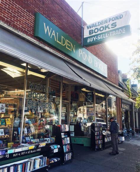 walden pond bookstore walden pond on