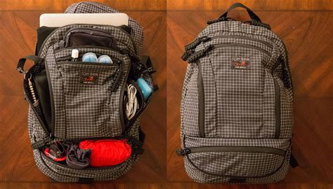 ultralight packing list   pack light travel   bag