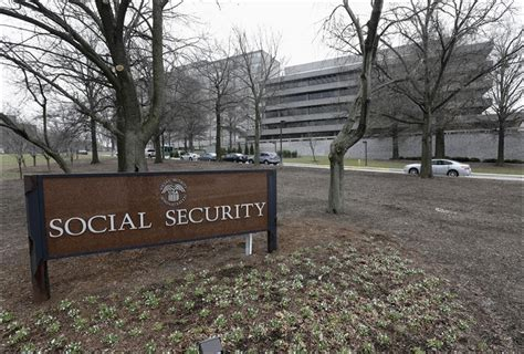 social security administration office images