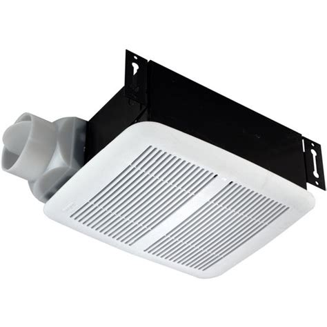 bathroom exhaust fan on wall bathroom fans nutone 8832 series ceiling or wall mount