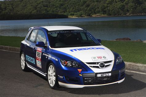 mazda 3 rally car 2008 mazda3 mps rally car review top speed