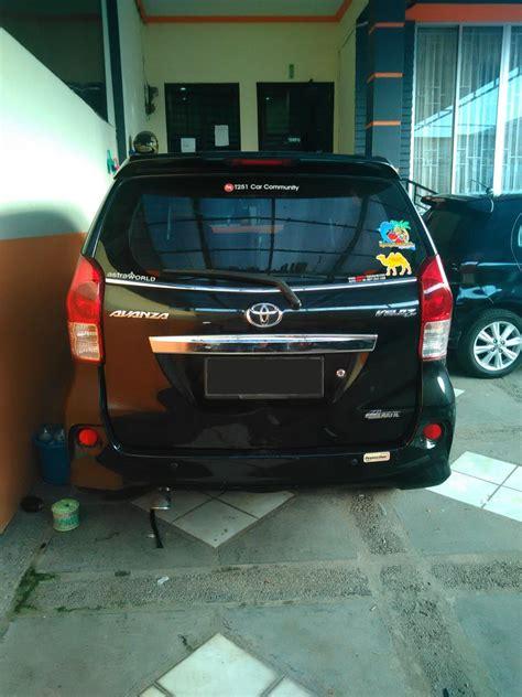 Mobil Bekas Avanza Veloz toyota avanza veloz a t automatic 2012 mobilbekas