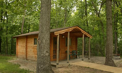 State Parks In Illinois With Cabins parks