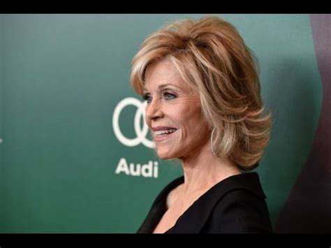 how to cut fonda hairstyle best jane fonda hairstyles youtube