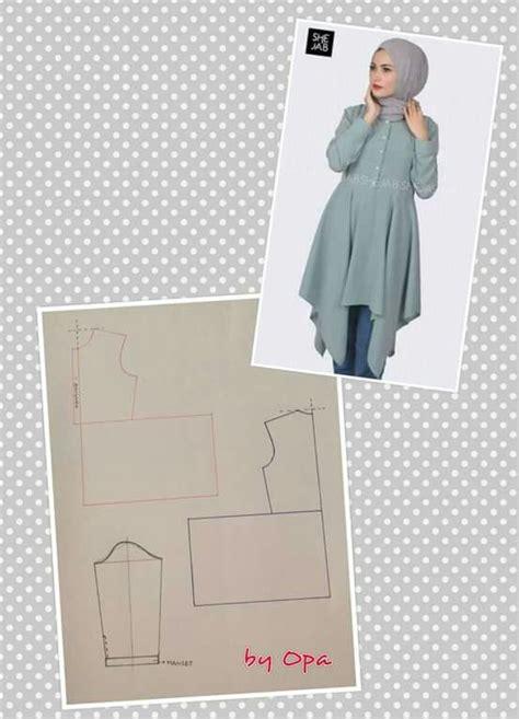 Baju Wanita Muslim Pakaian Bonita Dress Tunic Blouse Dress 126 best images about pola on sewing patterns sleeve and skirts