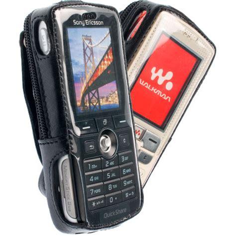 Casing Hp Sony Ericsson W700i sony ericsson k750i d750i w700i w800i krusell classic leather