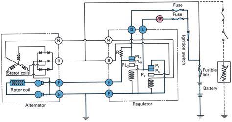 16 wiring diagram kelistrikan lu mobil circuits