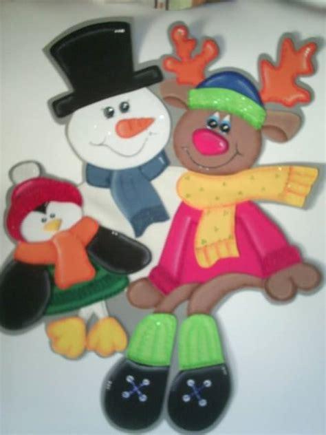 imagenes de navidad hechas en foami adornos goma eva navidad imagui
