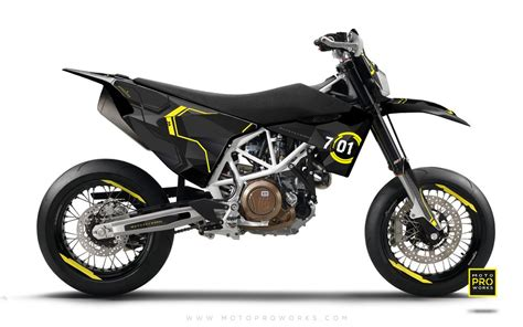 Husqvarna Motorrad Destiny by Husqvarna Graphic Kit Quot Scanner Quot Darkly Motoproworks